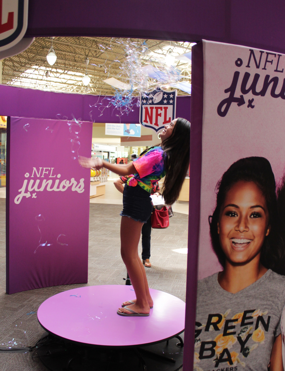 NFL JUNIOR'S  - STYLE LOUNGE 2016