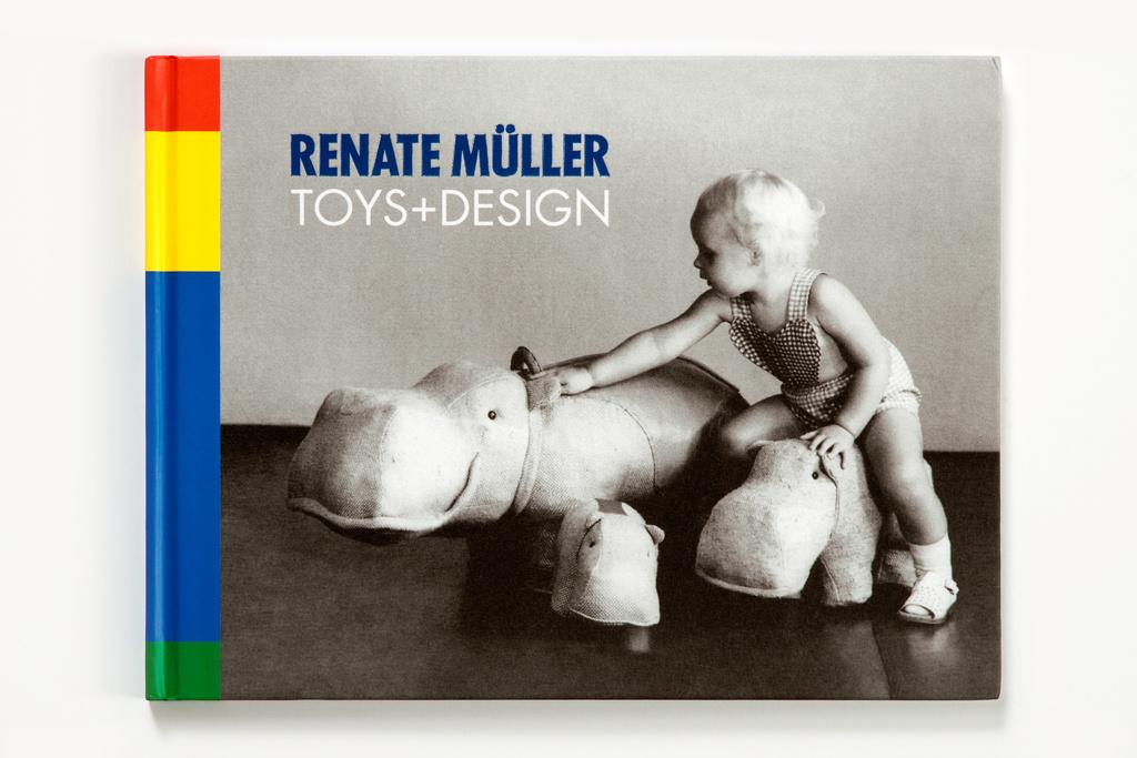 """ Renate Muller: Toys + Design"" 2010"