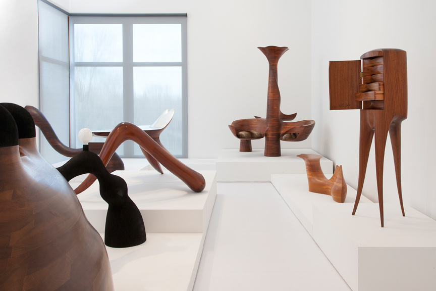 Wendell Castle: Wandering Forms— Works from 1959–1979