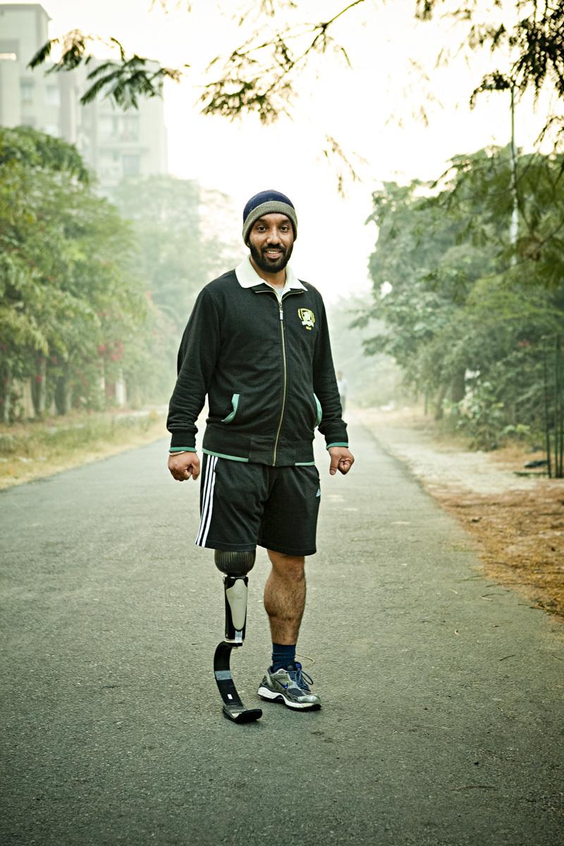 Major D.P.Singh - Men's Health Magazine