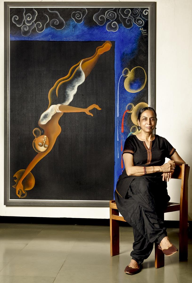 Aparna Caur - BBC Goodhomes Magazine