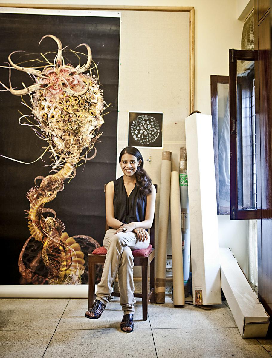 Rohini Devasher - Femina Magazine