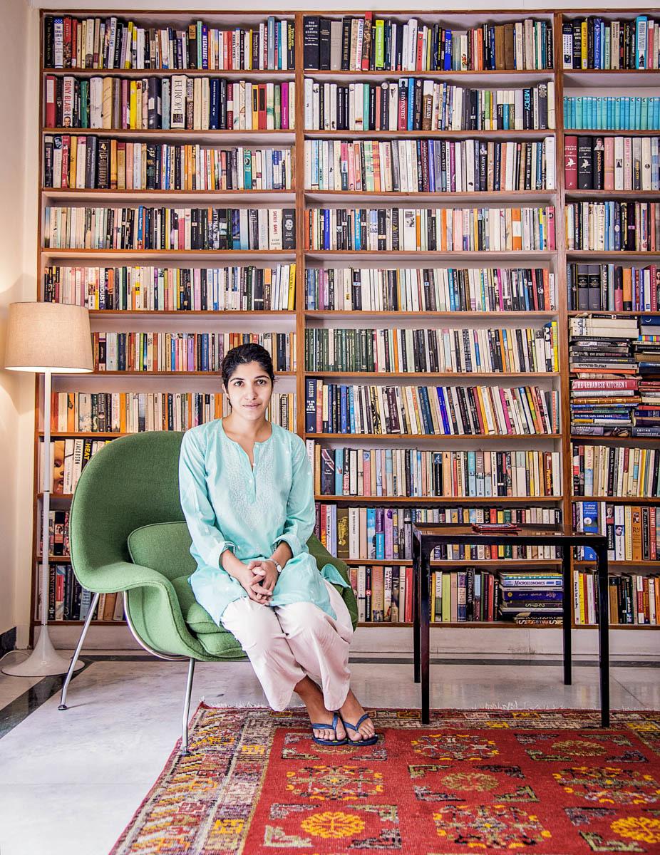 Chiki Sarkar - Verve Magazine