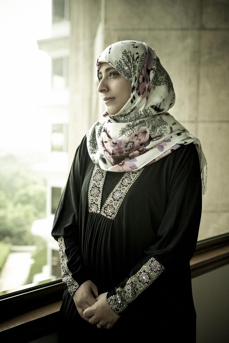 Tawakkol Karman - Femina Magazine