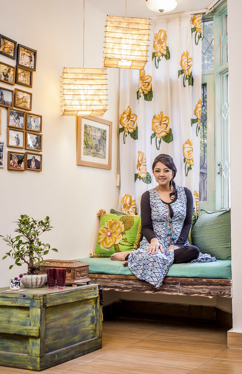 Anupama Dayal - Femina Magazine