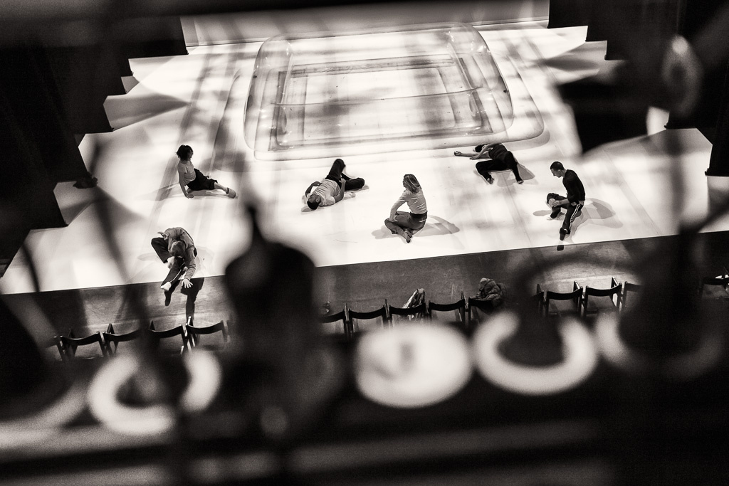 Backstage - Compagnie Pal Frenak