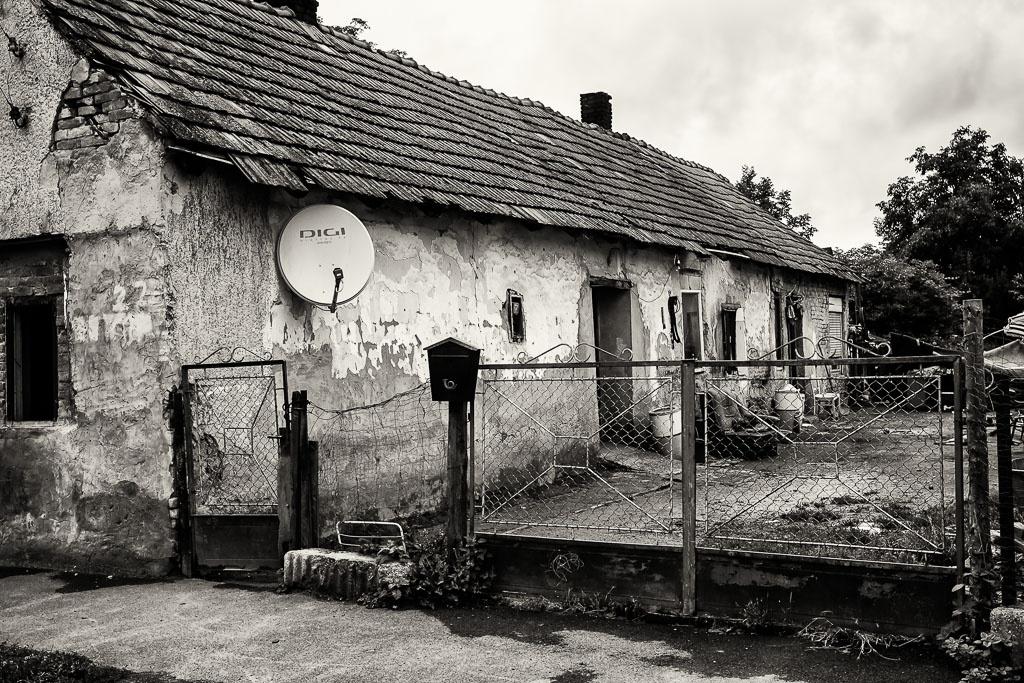 Pacsa, Hungary, 2008