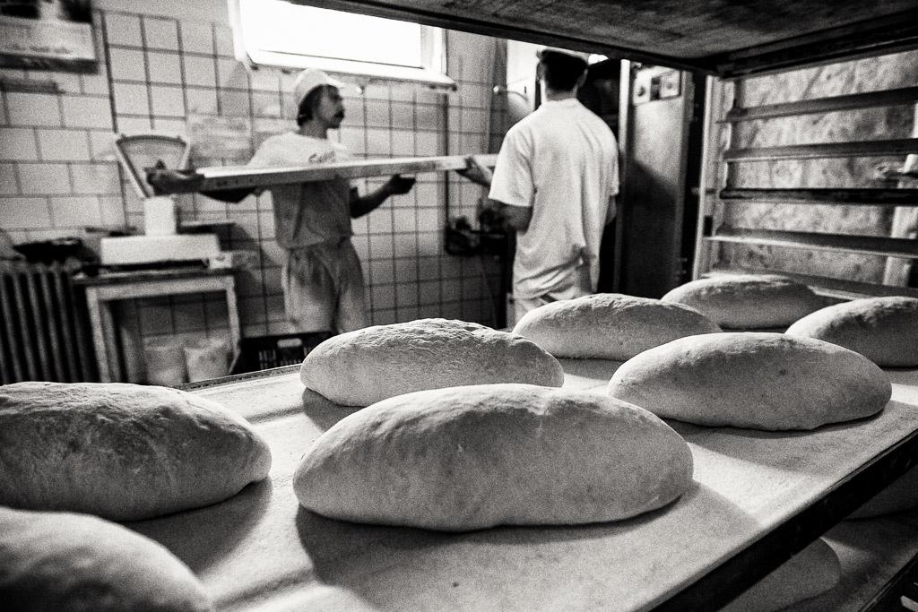 Bakery - Pacsa, Hungary, 2008