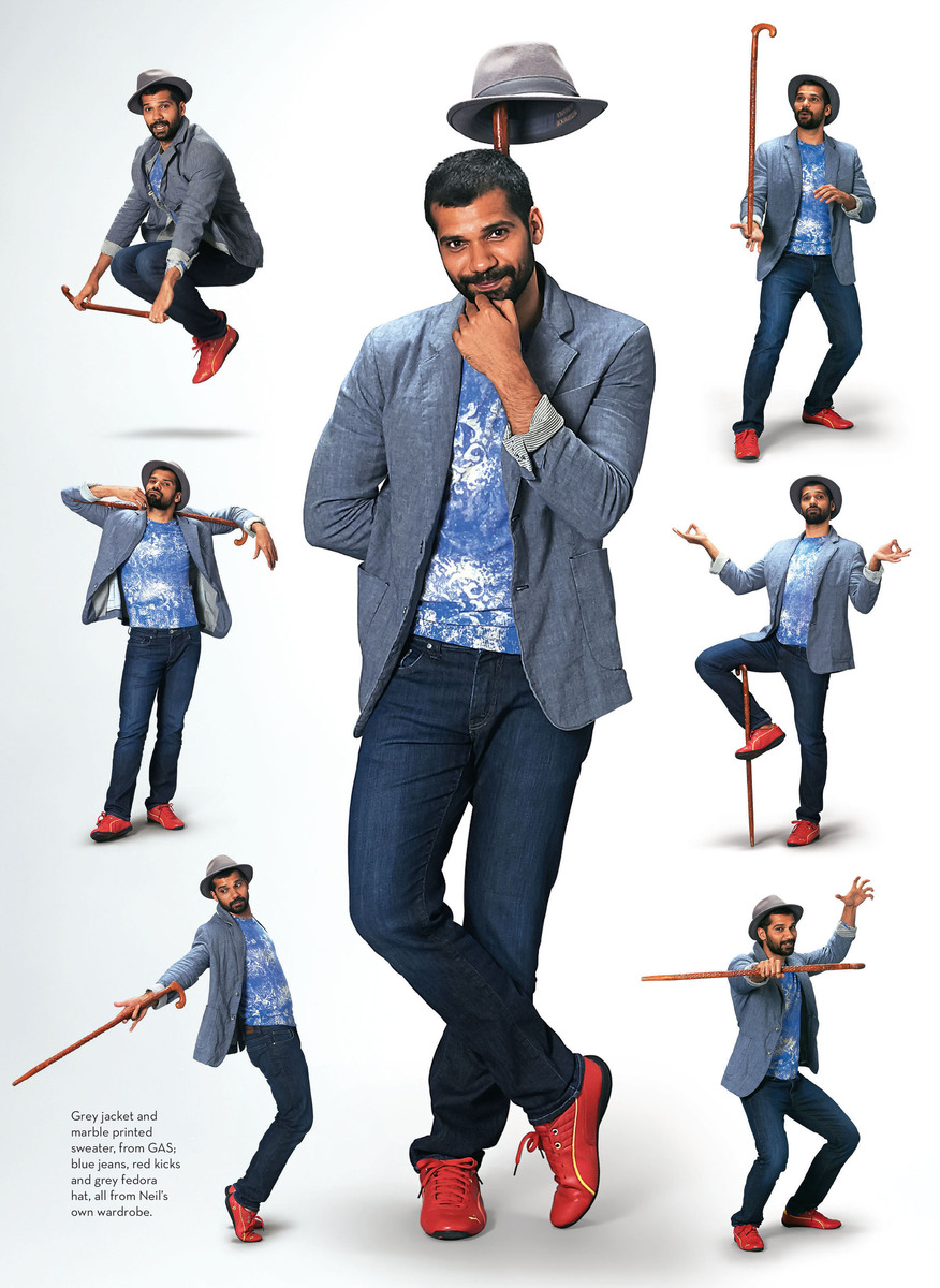 Neil Bhoopalam / Actor