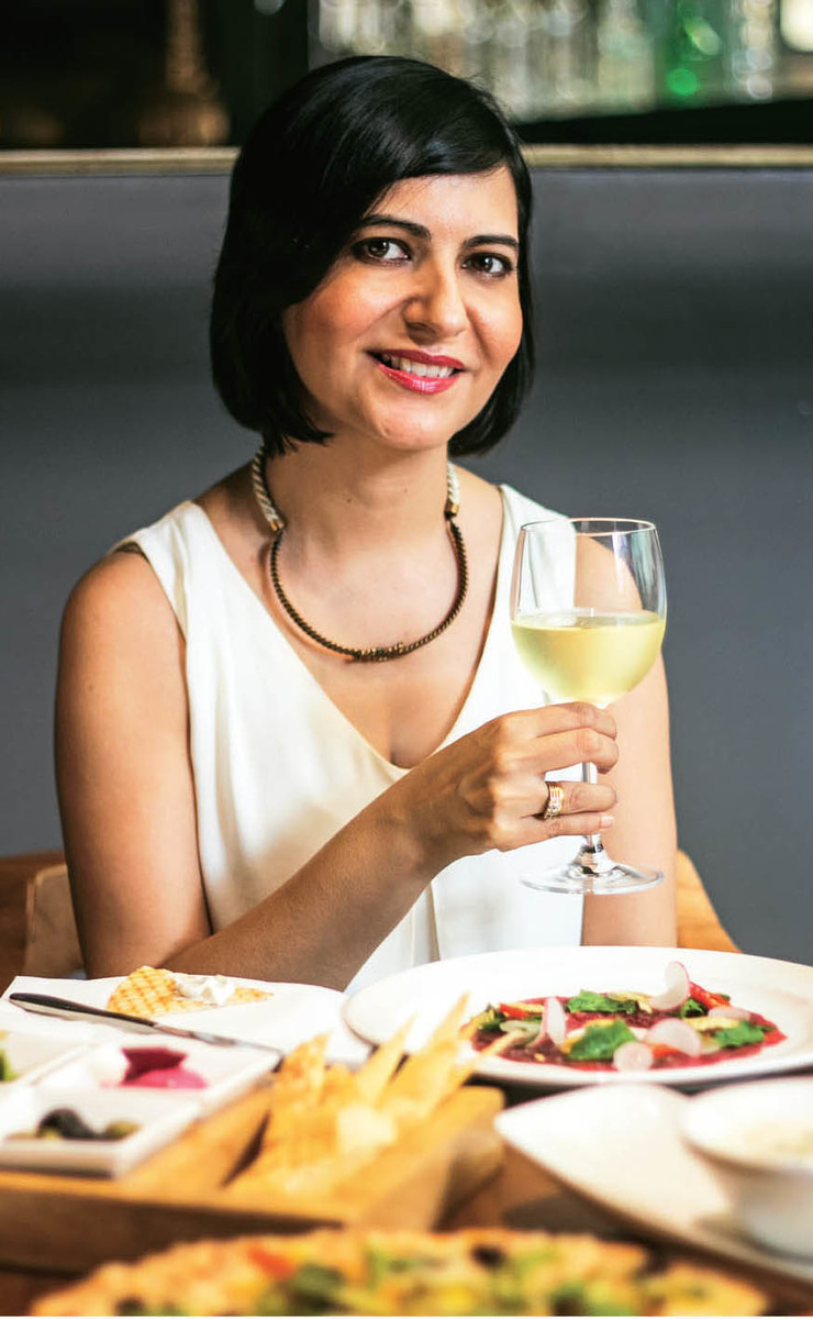 Sona Bahadur /          Food Journalist
