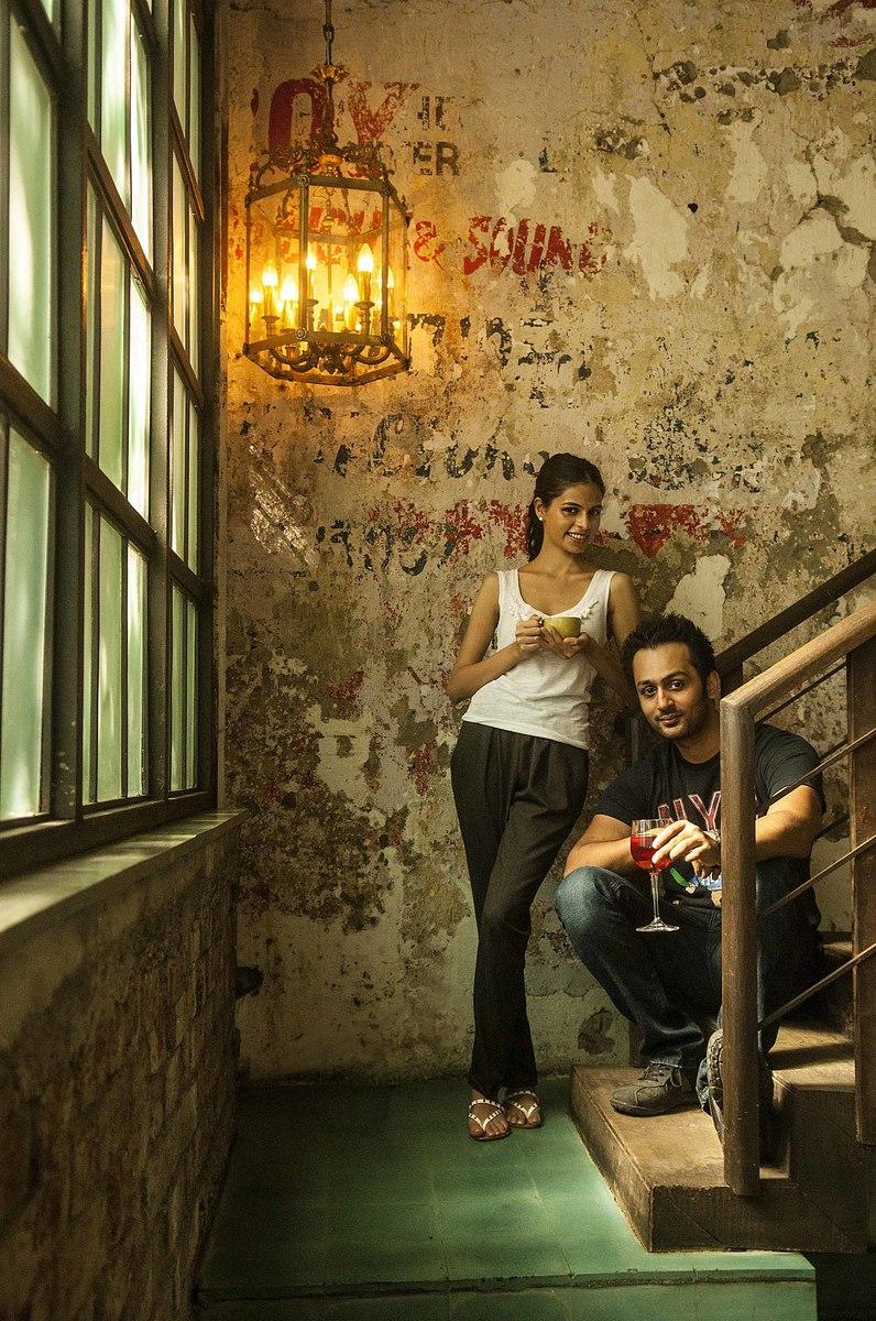 Mishali Sanghani & Suren Joshi / Restaurateurs