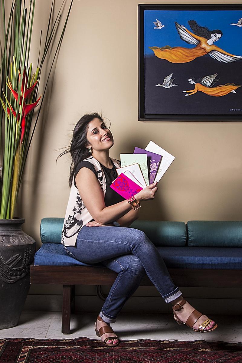 Nasha Mehta / Print, Graphic Designer