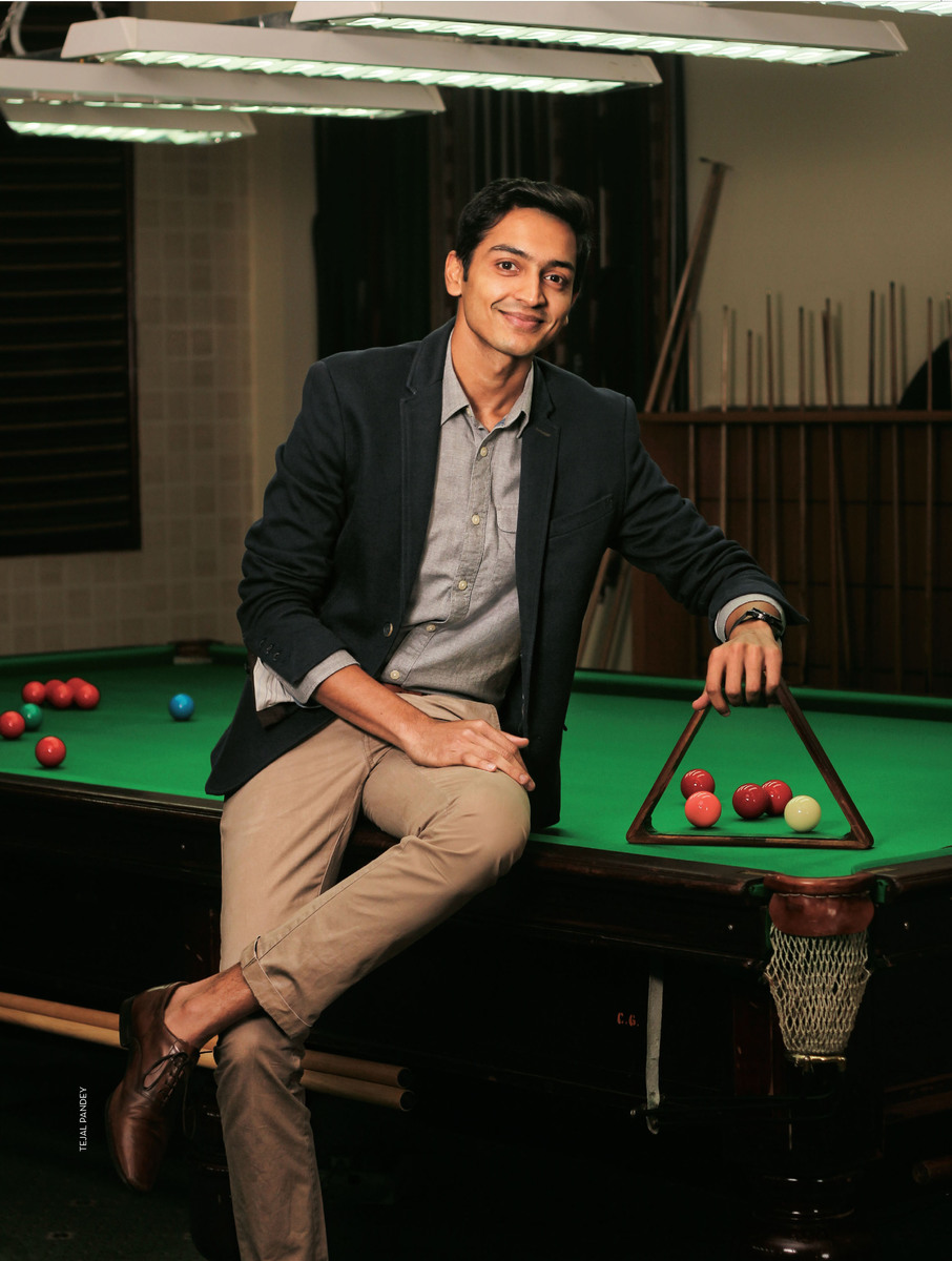 Aditya Mehta / Professional Snooker Player