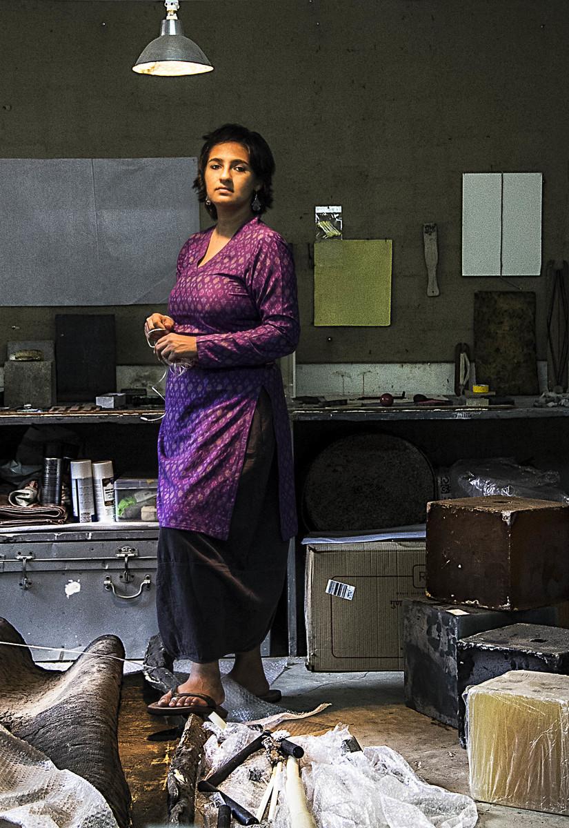 Hemali Bhuta / Artist