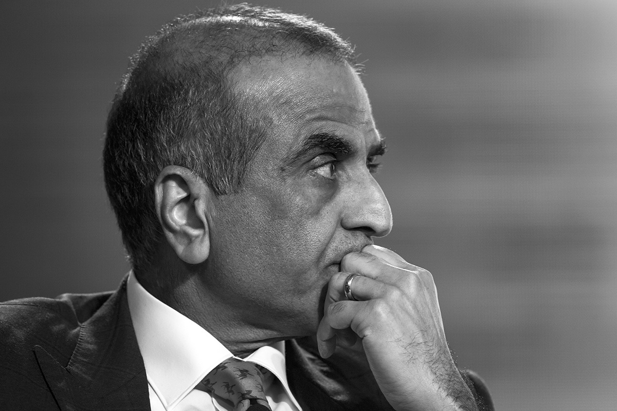 Sunil Mittal | Group CEO Bharti Group