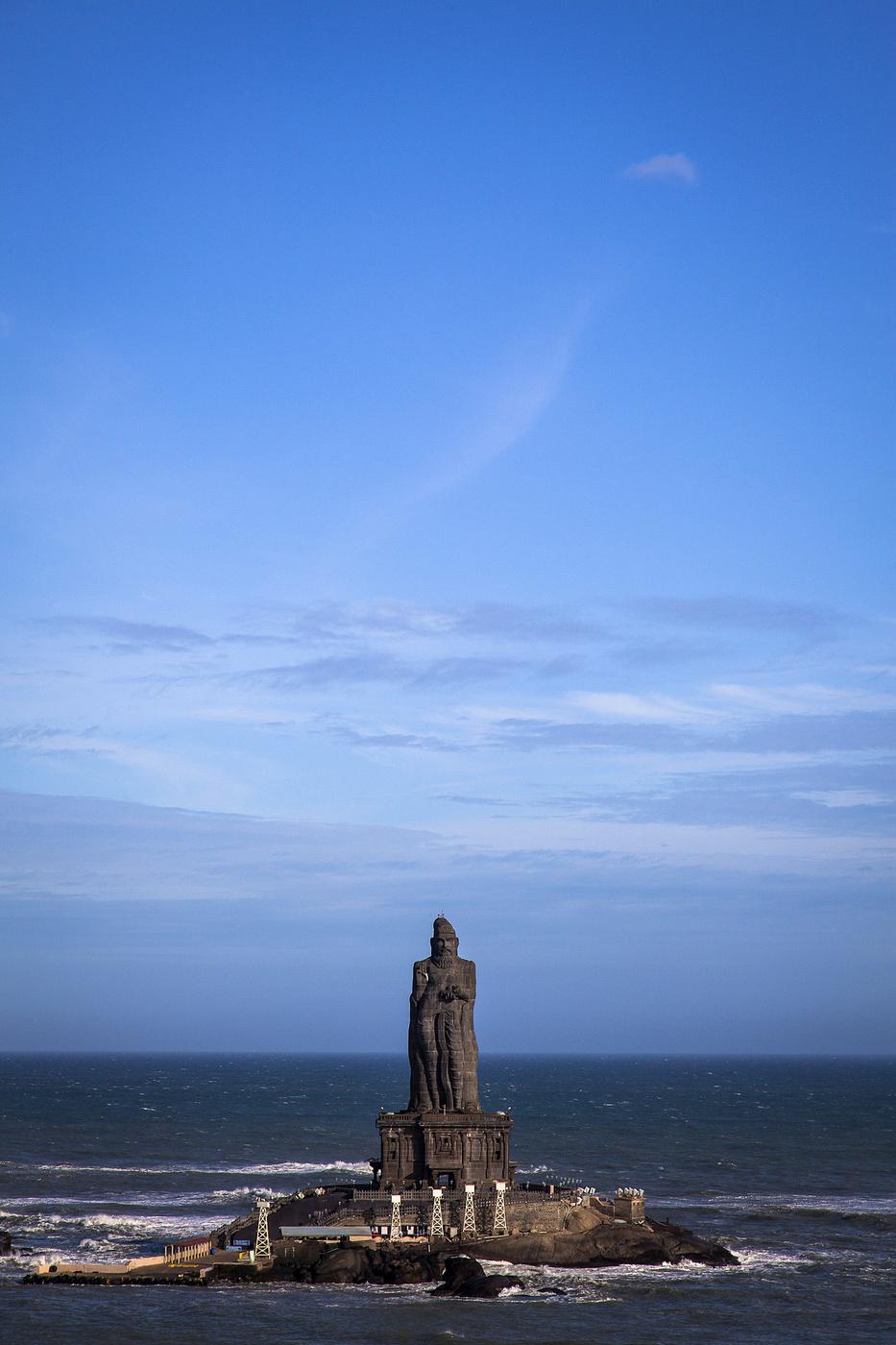 Tiruvalluvar Statue