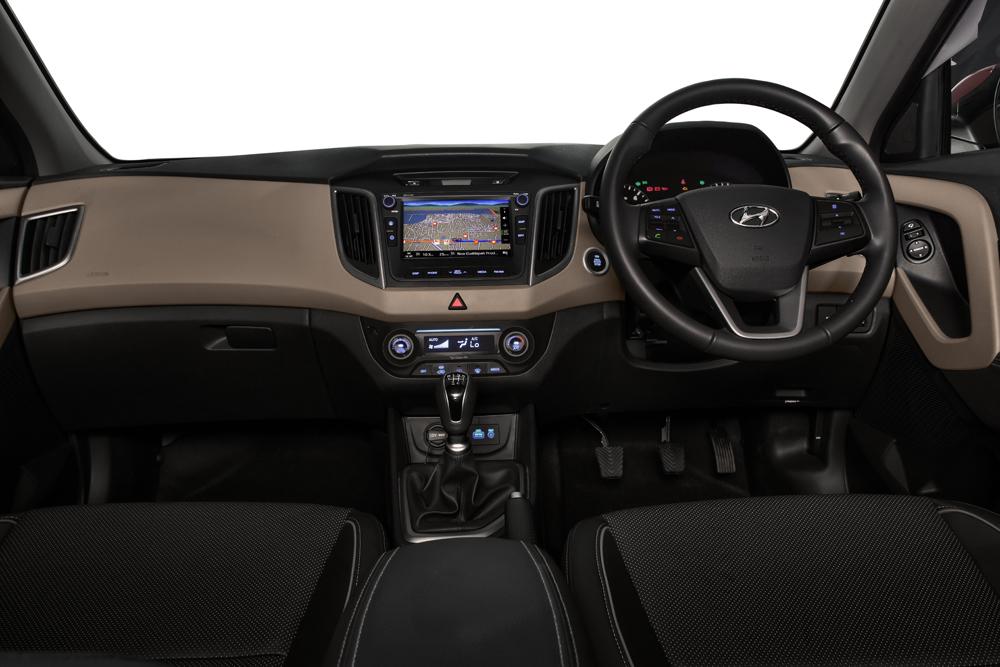Hyundai Creta Interiors