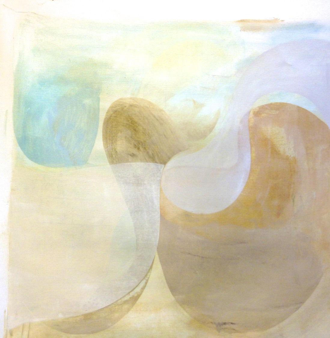 Spiral Swish, Commission - Kaiser Permanente - Hillsboro, OR, 2012, copyright victoriajobnson.net