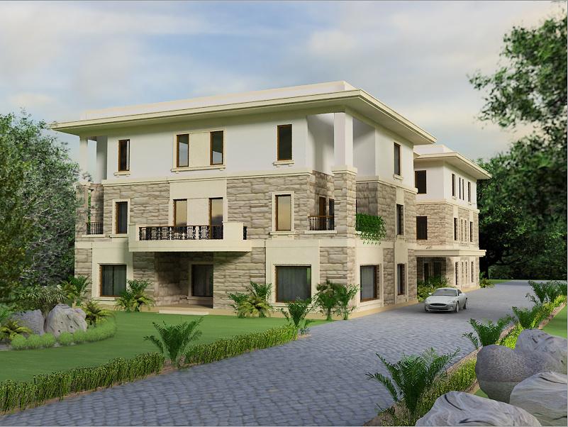 Residence in Hauz Khas