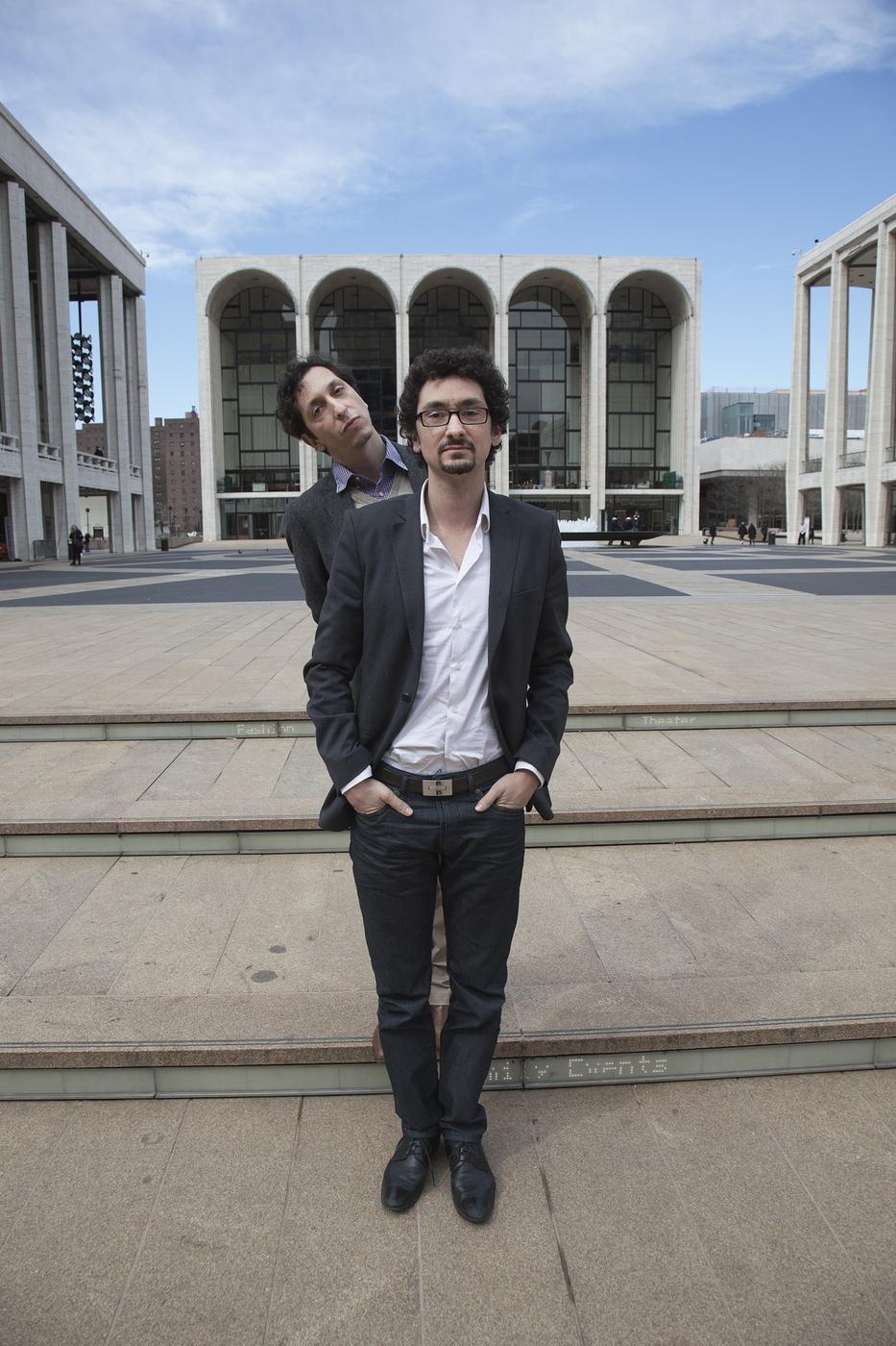 David & Stéphane Foenkinos