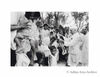Jawaharlal Nehru with villages. Undated