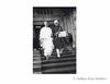 Jawaharlal Nehru with Sardar Patel.Shimla. 1945