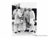 Jawaharlal Nehru, Khan Sahib and Khan Abdul Ghaffar Khan. Undated