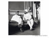 Sardar Patel in discussion with a representative of a princely state. Undated