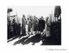 M.A. Jinnah receiving the guard of honour.Undated