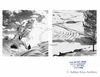 Kashmir landscapes.1950s