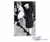 Jawaharlal Nehru scanning the Headlines. Undated