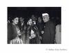 Jawaharlal Nehru at a diplomatic reception.1950s