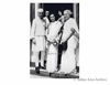Jawaharlal Nehru with sister Krishna Hatheesingh and Vijaylakshmi Pandit. Also seen are daughter Indira and niece Chandrasekhar Pandit.1950s
