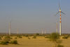 Wind mills in Jaisalmer
