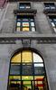 LIFEBOAT, 2014, Window Installation at Muhlenberg Library NYPL, Chelsea, New York, NY