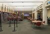 LIFEBOAT, 2014, Exterior and Interior Installation at Muhlenberg Library NYPL, Chelsea, New York, NY Photo Kuo-heng Huang