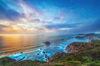 Big Sur Coastal Sunset