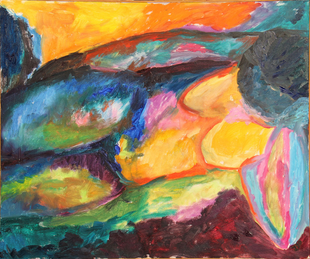 Malerei | Paintings 1990 - 2000