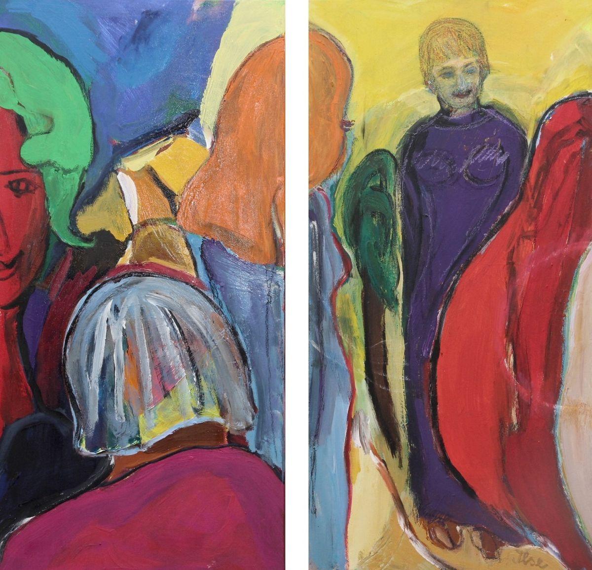 Malerei | Paintings 2012 - 2014