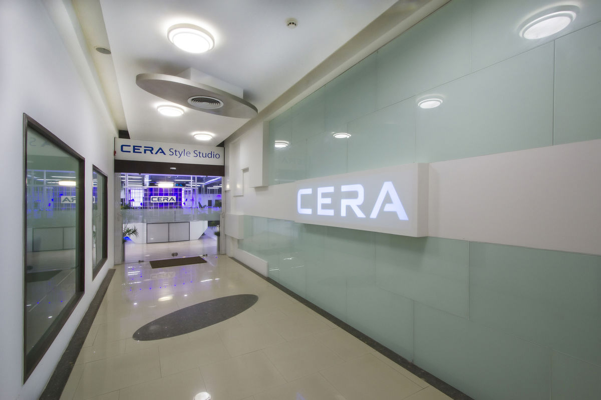 Cera showroom - Ahmedabad, Gujarat