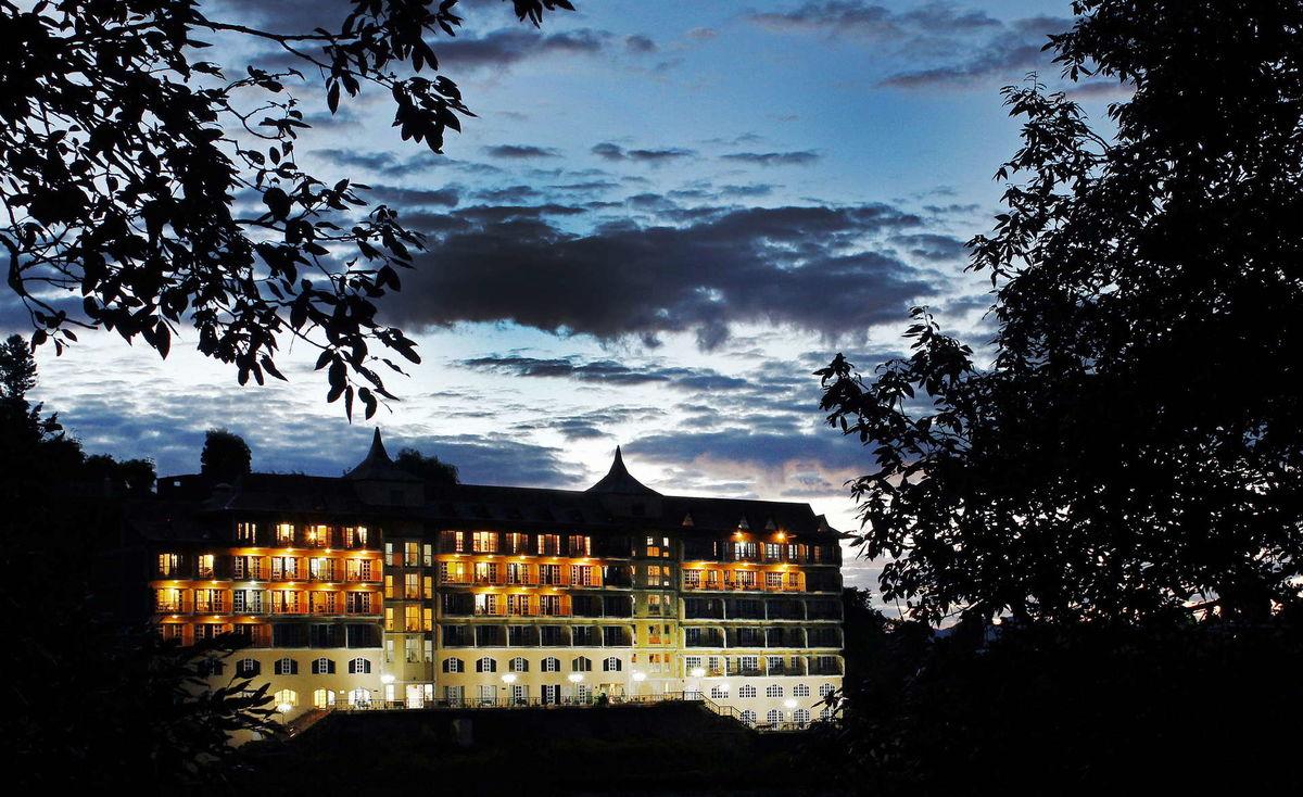 Toshali resort, Shimla