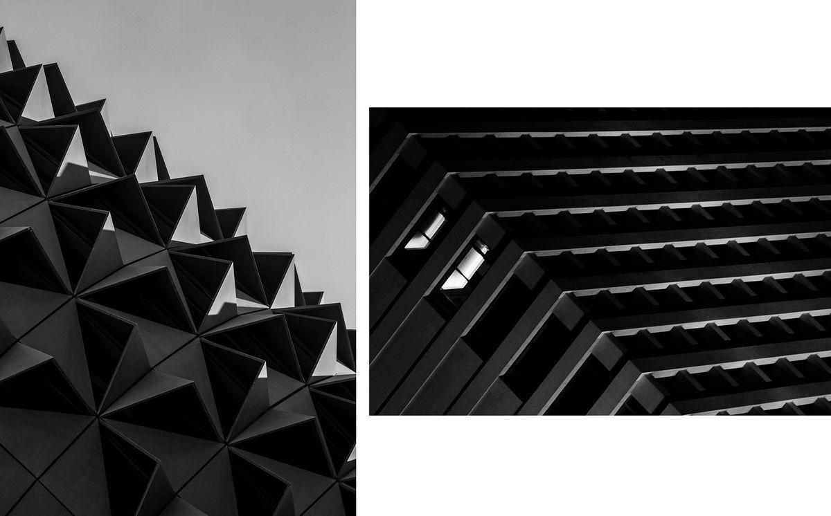 Fine art architecture, Dubai