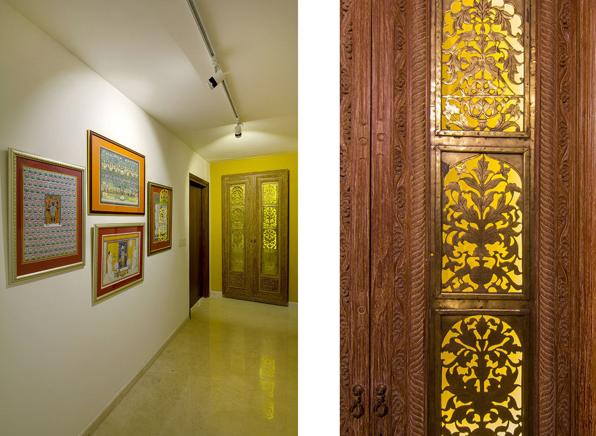 Rishit Shroff architects & interior designers - Ahmedabad