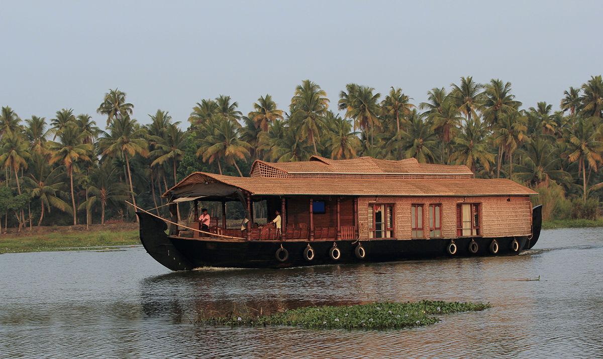 Backwaters of Kerala, Allepey
