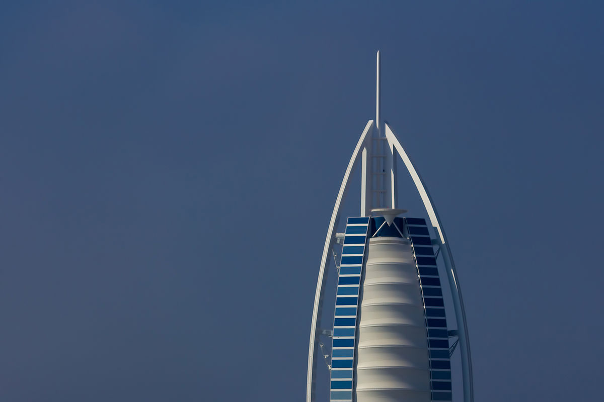 Burj-Al-Arab, Dubai