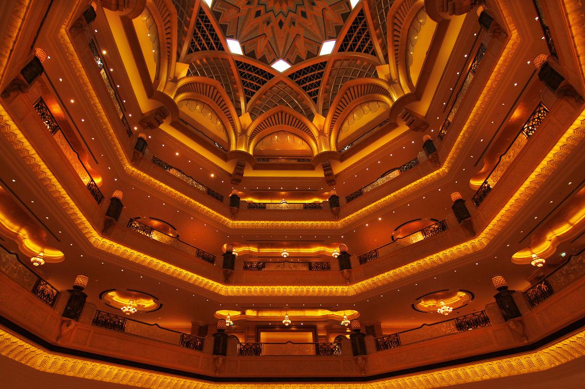 Abu Dhabi Palace Hotel, Abu Dhabi