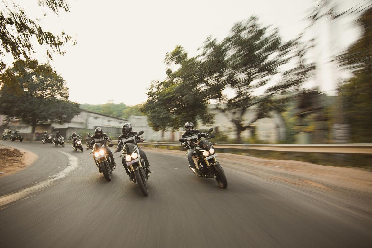 Agency: STUDIO FRY for Mahindra Mojo Ride