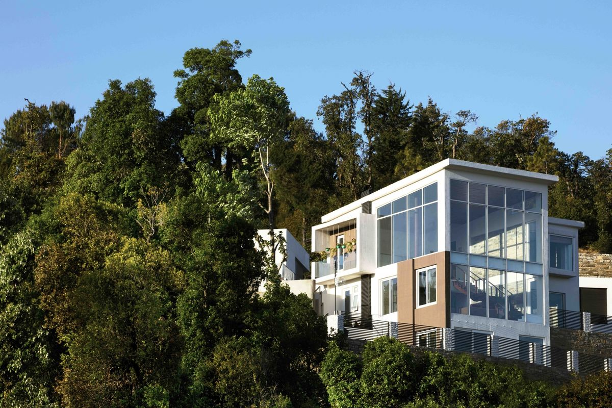 Agency: Studio Fry for Captain's Estate, Nainital