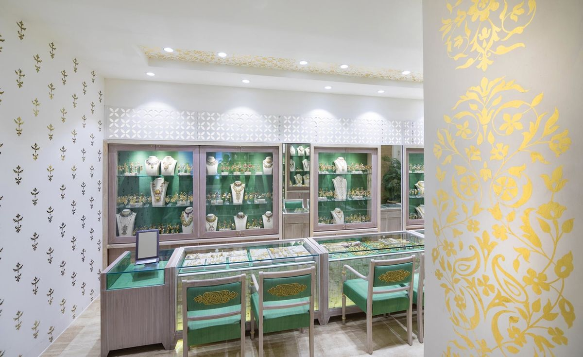 Amrapali Jewels showroom, Ahmedabad