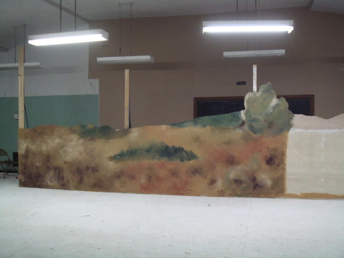 Project-Scenic Arts